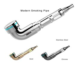 Wholesale 2015 Newest ViPR Holmez Smoking Pipe W W Modern Electronic Pipe Quit Smoking Automatic Smoking Pipe Holmez With Airflow Control