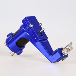 YILONG New Blue Top Alloy Motor Hybrid Rotary Tattoo Machine Gun For Shader And Liner