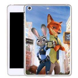 Wholesale 2016 Zootopia iPad Mini Zootopia Tablet PC Cases Zootopia iPad Mini Tablet PC Bags With Different Designs