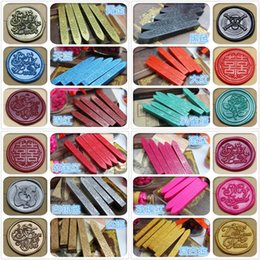 24 Colors ECO-Friendly Retro seal wax,wax seals stamp,Colorful Sealing Wax Stick Stamp Wax For Documents Sealing New Arrival