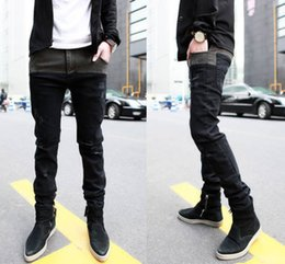 best black skinny jeans for men - Jean Yu Beauty