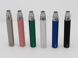 Factory price Ego-T Battery ego T 650 900 1100 mah 510 Thread match CE4 vivi Nova Atomizer VS EGO C TWIST