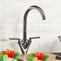 Wholesale Best Promotion Chrome Bathroom Kitchen Bathtub Basin Sink Swivel Spout Mixer Tap Faucet Lowest Price