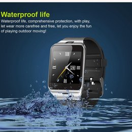 Wholesale Aplus GV18 Bluetooth Smartwatch with quot TFT HD Touch Screen Suport Phone Call NFC Camera SIM Card TF Card Waterproof Anti lost