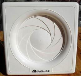 Wholesale New small Kitchen BathroomsToilets Bedroom Exhaust Fan bathroom exhaust fan ventilating fan square metres