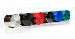 Retail 50mm 55mm 63mm zinc alloy herb grinder,sek wholesale black black chrome green blue CNC teeth grinder machine metal