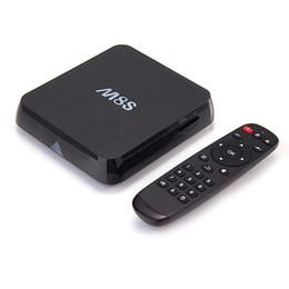 Wholesale 10PCS Original M8S Amlogic S812 Quad Core Online Update K Smart Android TV Box GB GB Box Stream Video Sports Program Channels kodi