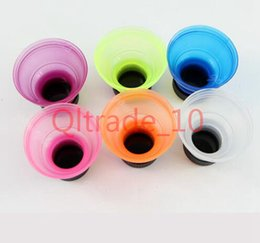 Wholesale 1000SET LJJH1063 New Hot Keep Your Drinks Fresh Can Convert Soda Savers And Spill Free SET