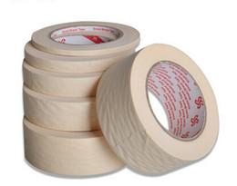 Wholesale Masking tape auto paint masking tape decoration with wrinkles m long