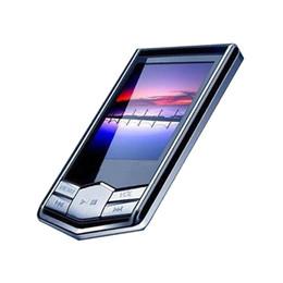 Wholesale MP4 Player MP3 Players New GB GB Slim LCD Screen PMP Video Media Fm Radio Player Freeship