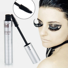 Wholesale Professional Black Mascara Volume Express Makeup Curling They re real Mascara brand waterproof Eyelashes with Silver boxs Hot Sale