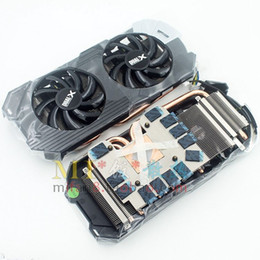 New Original for Sapphire HD7950 Platinum Edition HD7970 3 tube video card cooling fan with heat sink hole 54*54mm