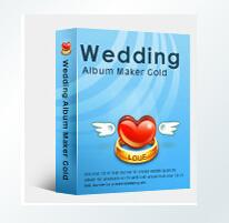 Wholesale Professional wedding album software Wedding Album Maker Gold License