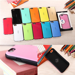 360 degree iFace Hybrid Case Protector for iPhone 6s 6plus 5S Samsung S7 S6 Edge S5 S4 Note5 Note 4 Note3