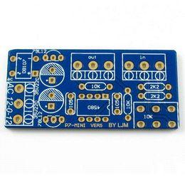 Wholesale Great NEW P7 MINI Preamplifier Board Top Pre AMP Headphone DIY Kit for MX50 L20 L6 NE5532 low price