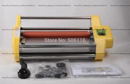 Wholesale 220V High Speed quot Thermal Hot Laminator Laminating machine