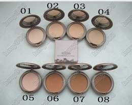 Wholesale NEW Health Beauty powdery cake color number Makeup Face Powder