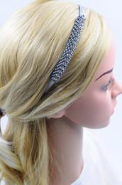Women Headband with Rhinestone Pearl New Handmade Hair Accessories Fashion High Quality Hair Jewelry for Wholesale