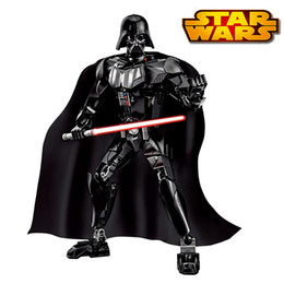 Wholesale New Marvel Select Children s Educational Building Blocks Assembled Star Wars Baby Educational Toys Star Wars Darth Vader
