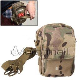 Wholesale Sport Outdoor Packs Portable Bag NO Military Multifuction Small Nylon Storage Waist Packs Waist Bag Convenient Best Service
