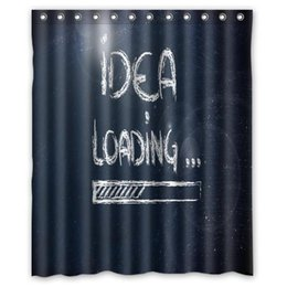 Wholesale idea loading custom Shower Curtain Bathroom decor fashion design x72 quot x72 quot x72 quot x72 quot