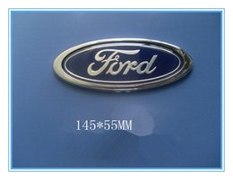 suit for Ford Fiesta Focus Mondeo winning front emblem badge mark logo 145*55MM