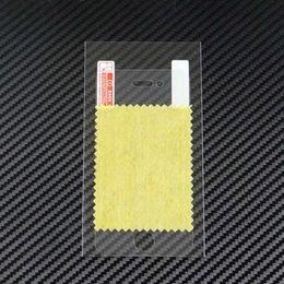 Écrans 4s à vendre-High Quality 3,5 pouces Anti Glare Screen Guard pour écran iphone 4S Matte Protecteur PET Givré Film protecteur