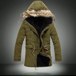 Fall-Winter Jacket Men Parkas A Black Army Green Winter Coat Feather Down Jacket Abrigos Hombres Invierno Chaqueta Plumas