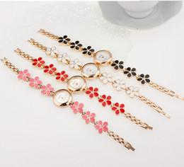 Promotion regarder rose d'or Montres-bracelets Montre-bracelet en or rose