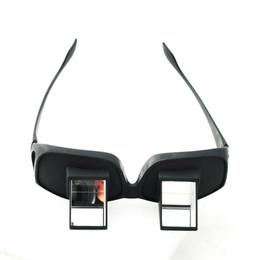 Tv prisma en Línea-Las nuevas mujeres y hombre Cama Prism Gafas Horizontal Vidrios perezosos para leer y ver la televisión