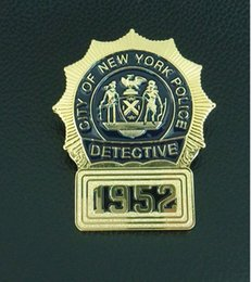 Wholesale New York police badges