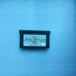 LOT   50 PCS HOT SALES VIDEO GAME CARD : Fire Emble Sealed Sword USA EDITION VERY HOT SALE