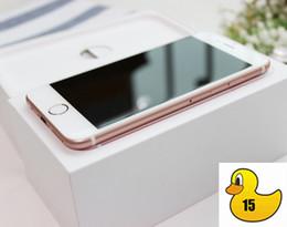8gb tactile à vendre-Goophone i7 Fingerprint Quad core mtk6582 4.7 pouces goophone i7 plus 5.5inch 4G LTE touch id 1GB Ram 16GB Rom smartphone