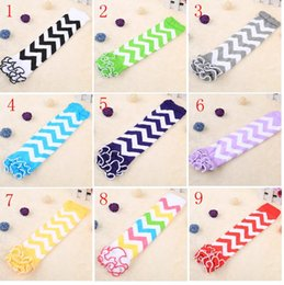 Wholesale Children cotton Socks girls Baby Striped Lace sock Leg Warmer Tube Socks Arm Warmers Baby Candy colored Leggings Leg color