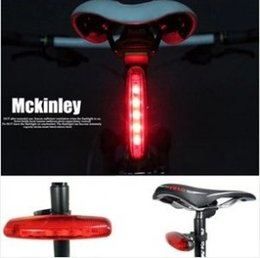 Wholesale FY10204 New Star LED taillight segment jumping flash mode super bright taillight bicycle tail light warning light