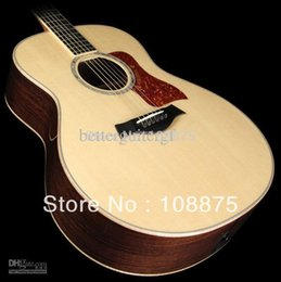 Wholesale best china guitar Deluxe Model First Edition e Grand Orchestra Acoustic Electric Guitar Natura100 Excellent Quality