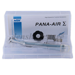 Wholesale 2015 NSK PANA Air Dental Fast High Speed Handpiece Wrench Type Spray Hole