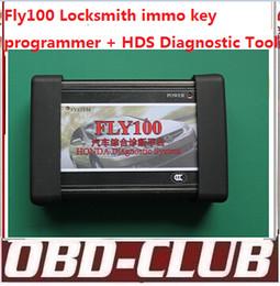 2,015 Orignal FLY100 forhonda hds volent 100 complète serrurier programmeur clé de immo V3.012.031 (15/01/2014) fly-100 aucun mot de passe nécessaire DHL à partir de clés les mots de passe fournisseurs