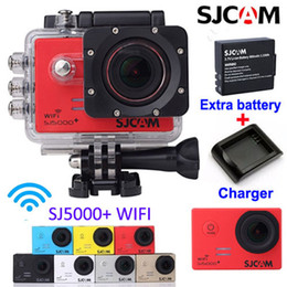 Original SJCAM SJ5000 Plus WiFi Action HD Camera Ambarella A7LS75 Waterproof Sports Camera helmet car dvr video camera SJ5000+