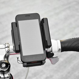 Wholesale New Stunning Cool Bicycle Motorcycle for Apple Cell Phone Holder Mobile Phone PDA Holder Teleran Rack