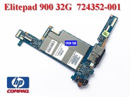 Wholesale Laptop motherboard Elitepad Atom GHz GB GB Emmc Notebook system board Tested Working perfect for HP