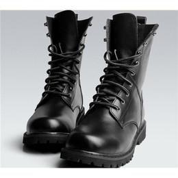 Mens Leather Combat Boots Online Wholesale Distributors, Mens ...