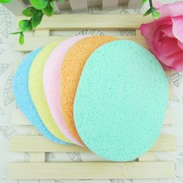Wholesale Professional Natural alga extract Makeup protection Loose Powder puff anti biosis Cosmetic Powder Puff