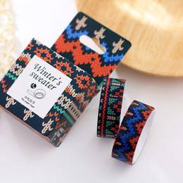 Wholesale Pieces Set Washitape Paper Scrapbooking Stickers papel rendado articulos de papeleria Diary Deco color adhesive tape