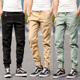 Men pants Foot Sport Joggers Hip Hop Khaki Pants trousers Outdoor Sweatpants jogging mens joggers Training Man pants