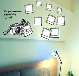 Free ship!5pc! Bedroom, home,living room, photo frame ( 60cmX33cm) second generation Wall Stickers order<$15 no tracking