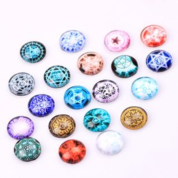 20PCS Lot Stars New Paint Glass Floating Charms Floating Locket Charms Mixed Styles Fit Floating Lockets&Floating Locket Bracelet FC124
