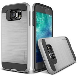 Wholesale Verus Case For Samsung S6 S6 edge plus iphone NOTE5 IPHONE S5 NOTE4 VERGE Dual Layered Anti Shock Case Shockproof Hard Back Cover