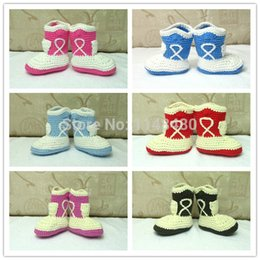 Wholesale-100% Cotton Handmade Snow Boots,Various Colors of Baby Boots,Beautiful and Fashionable Baby's Boots 6 designs