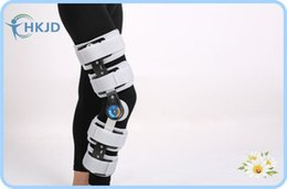 Wholesale CE FDA Approved Hinged Knee Support Knee Orthosis Hinged Orthosis Support